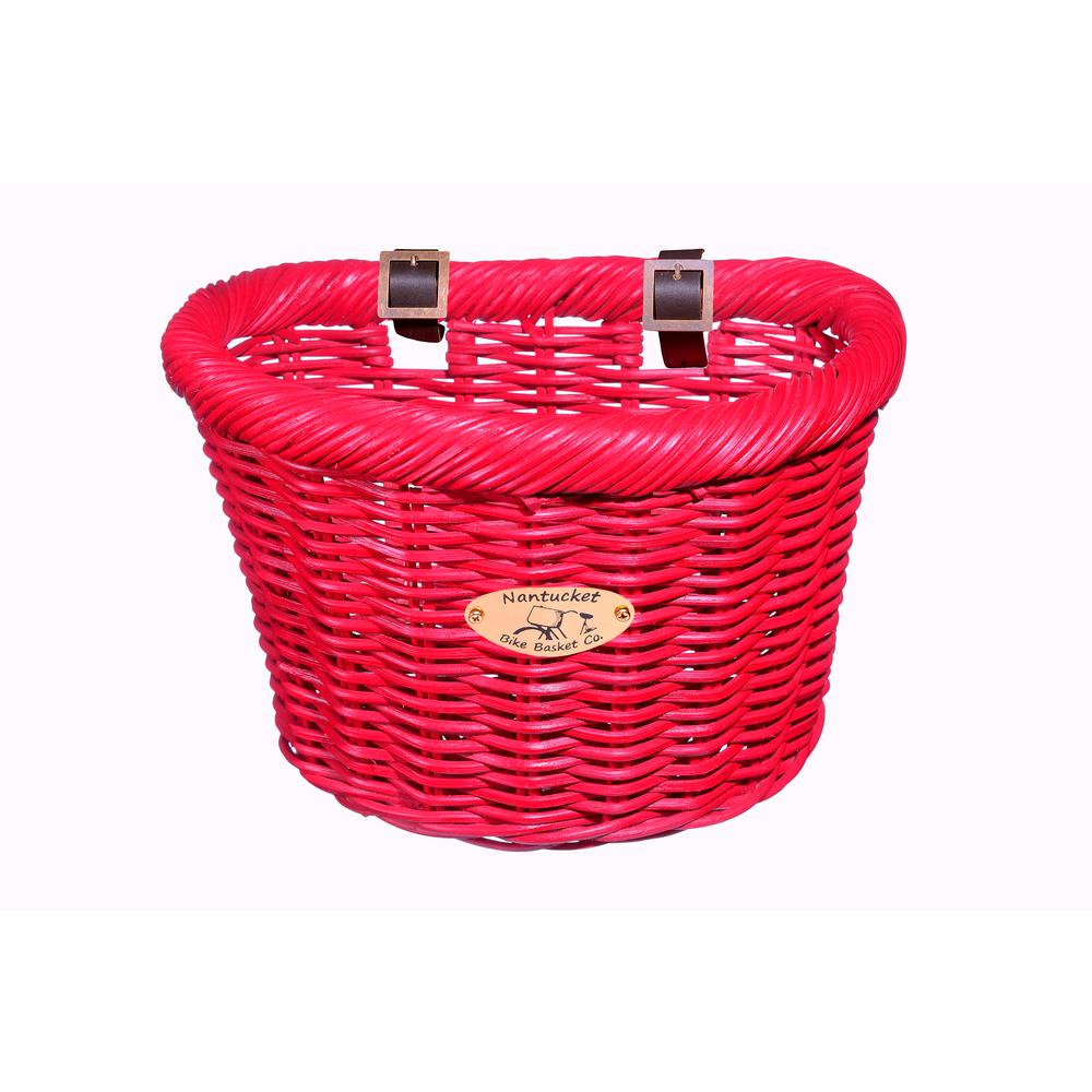 Cruiser (Child D-Shape in Peach) Basket
