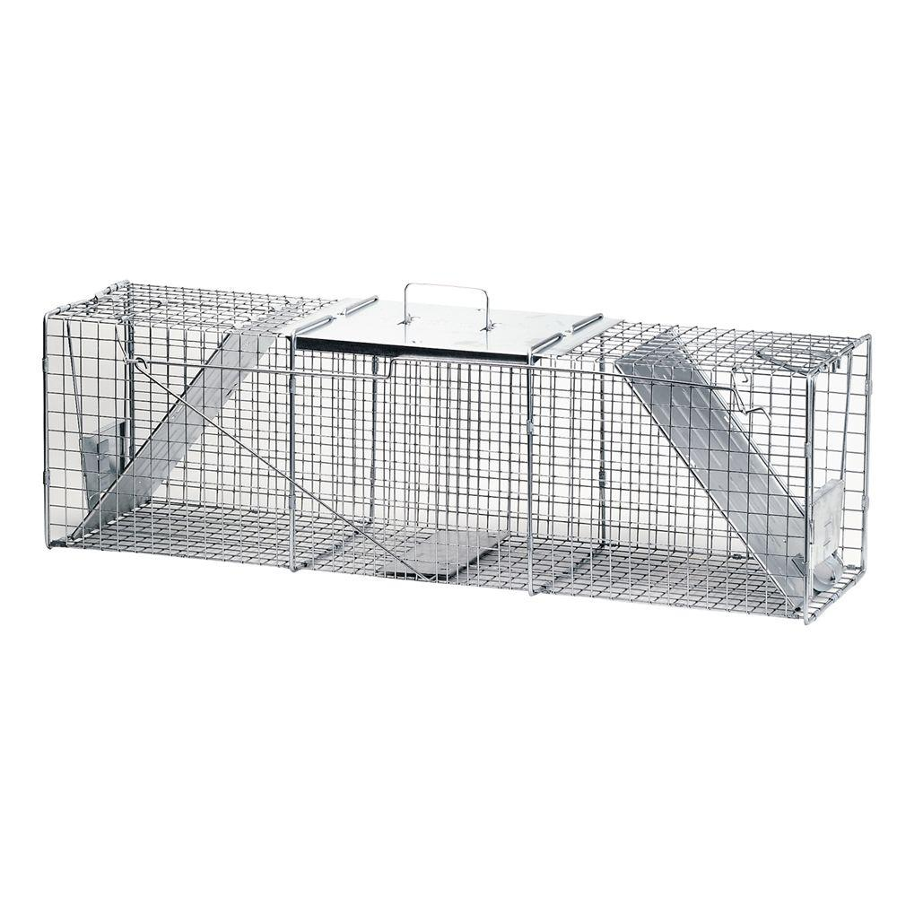 Havahart X-Large 2-Door Live Animal Cage Trap  sc 1 st  The Home Depot & Havahart X-Large 2-Door Live Animal Cage Trap-1050 - The Home Depot