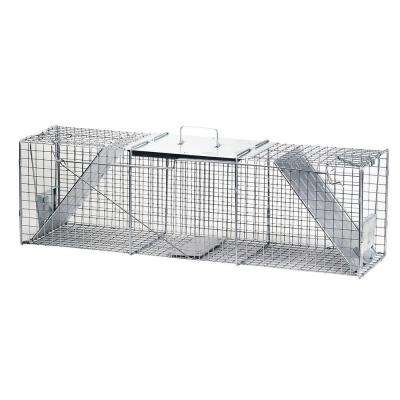 X-Large 2-Door Live Animal Cage Trap