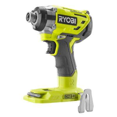 18-Volt One+ 1/4 in. Brushless Impact Driver (Bare Tool)