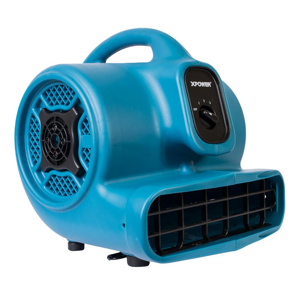 Air Moving Fans : Xpower p hp cfm speed air mover blower fan
