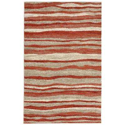 Red - Striped - Outdoor Rugs - Rugs - The Home Depot