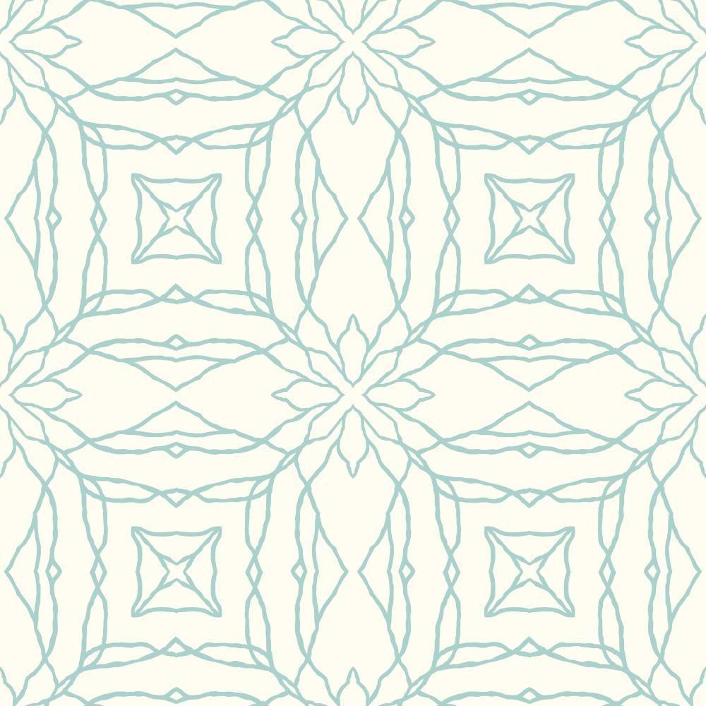 Pattern Play Reflections Wallpaper