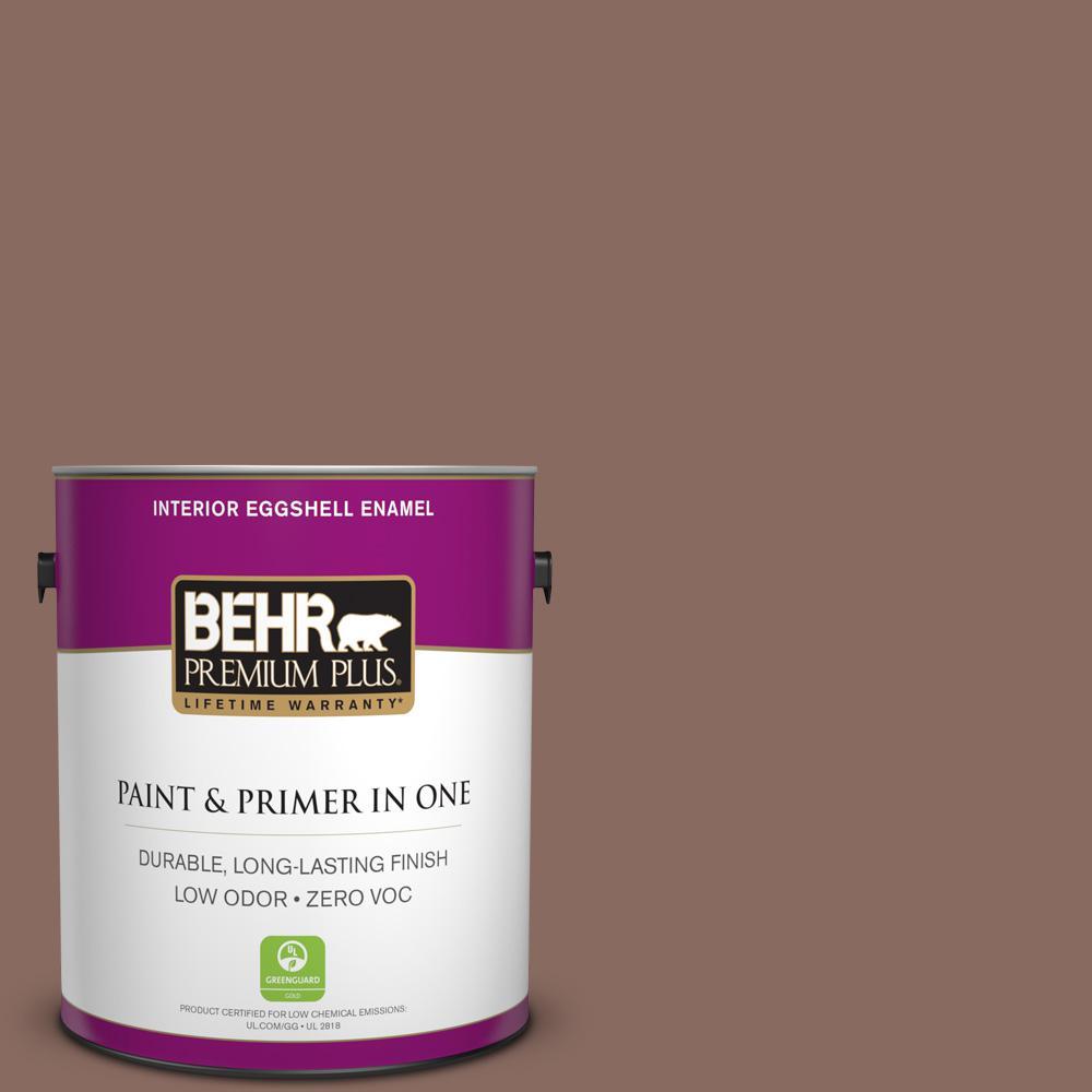 1-gal. #N150-5 French Truffle Eggshell Enamel Interior Paint
