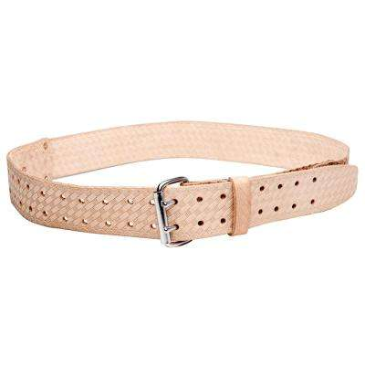 2 in. Top Grain Leather Work Belt