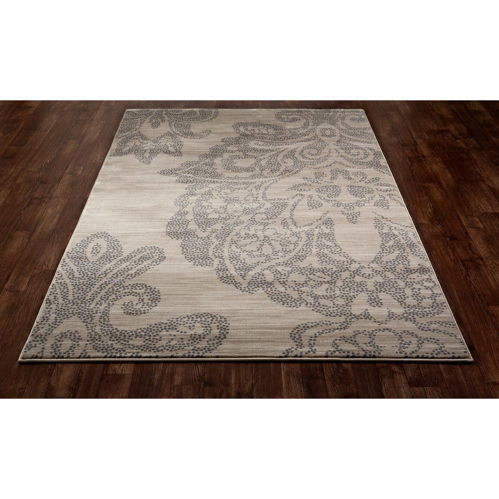 Art Carpet Bastille Large Damask Beige