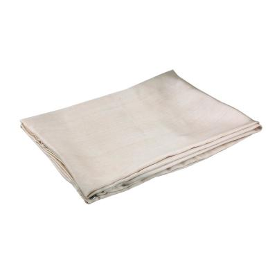 6 ft. x 8 ft. Heavy-Duty Fire Flame Retardant Fiberglass Welding Blanket and Cover with Brass Grommets-Safety Shield