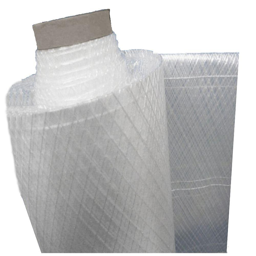 Americover 12 ft. x 100 ft. 6-mil String Reinforced Polyethylene Construction Film
