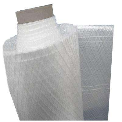 12 ft. x 100 ft. 6-mil String Reinforced Polyethylene Construction Film