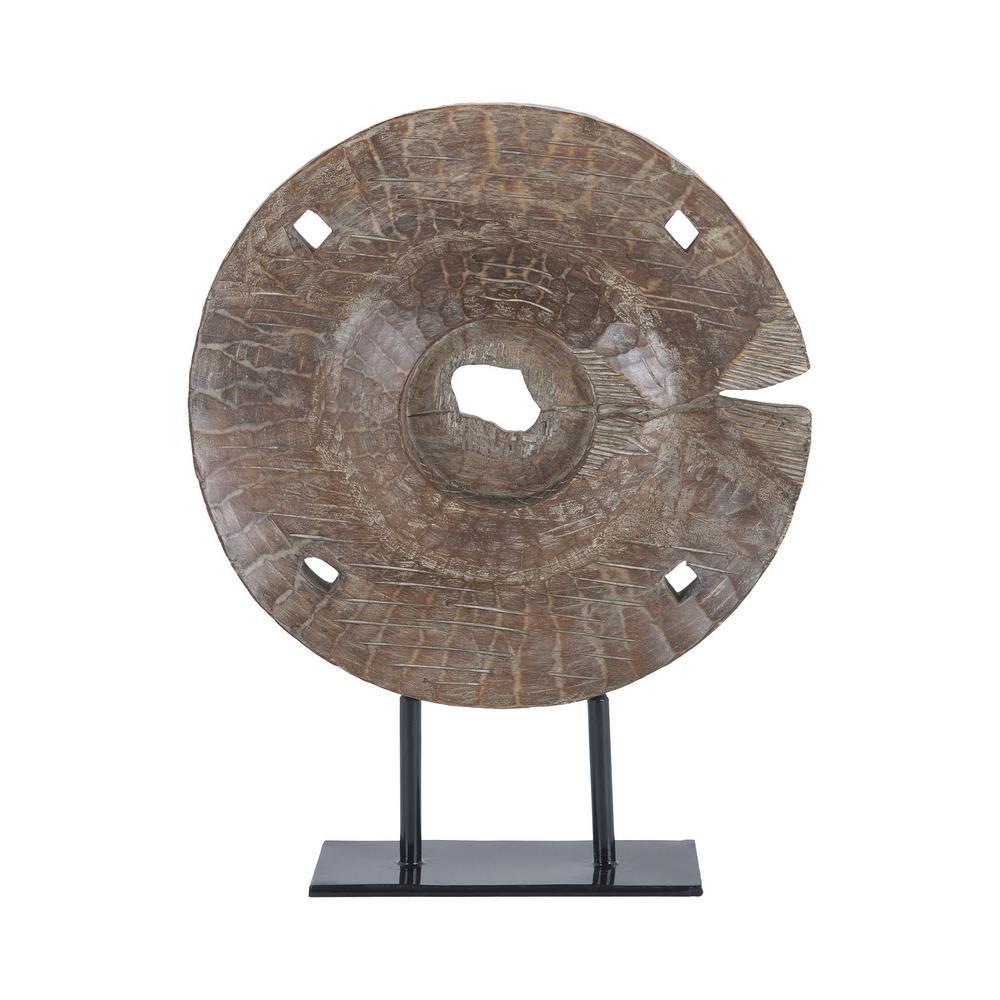 Antioch Decorative Albasia Wood Accessory