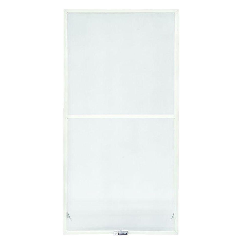 Andersen TruScene 19-7/8 in. x 62-27/32 in. White Double-Hung Insect Screen