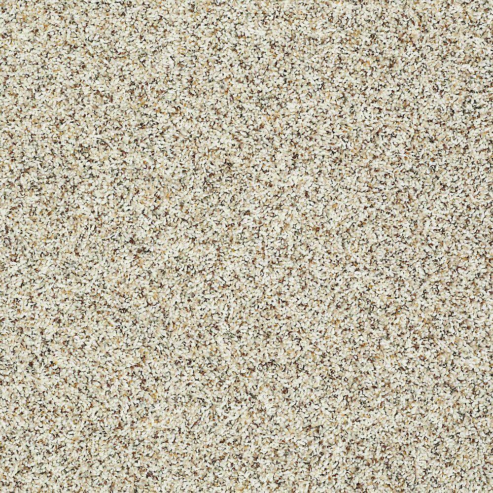 Drive - Color Sandy Lane Texture 12 ft. Carpet