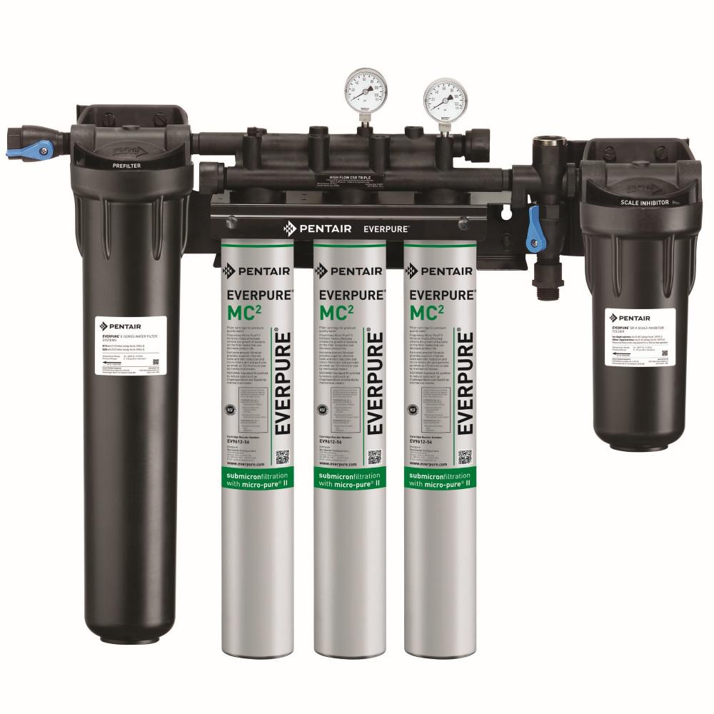 Everpure HF CSR Combination Water Filtration System