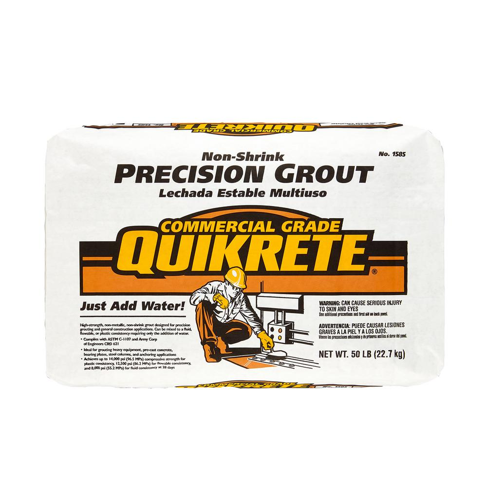 non shrink precision grout