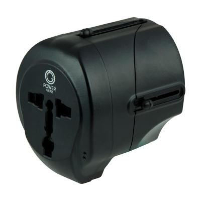 1 Amp International Travel Adapter with USB