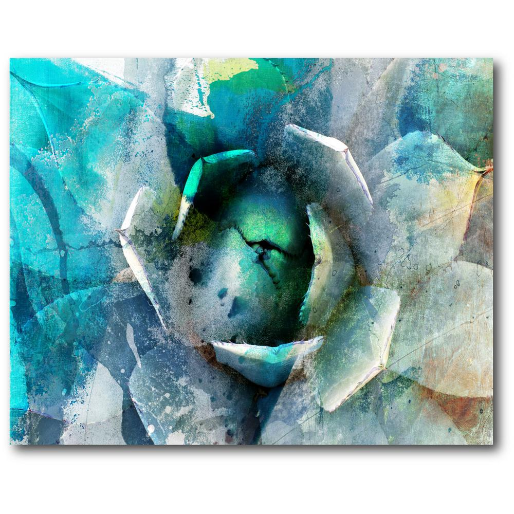 Agave Abstract I Canvas Wall Art