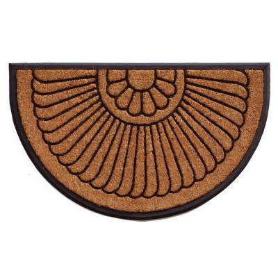 Shell Door Mat 24 in. x 36 in.