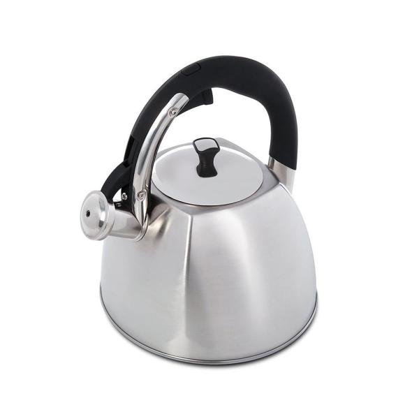 Belgrove 10-Cup Brushed Stainless Steel Tea Kettle 985100664M