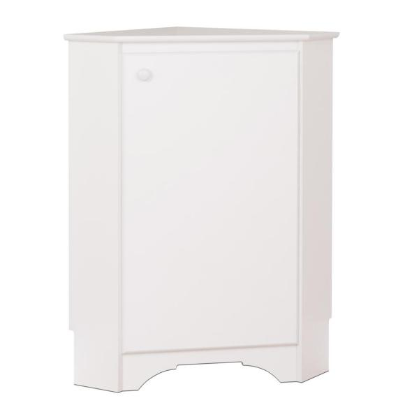Prepac Elite White Storage Cabinet