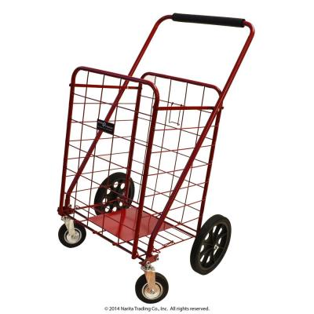 Super Cart in Red