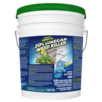 20% Vinegar 5 Gal. Ready-to-Use Weed and Grass Killer