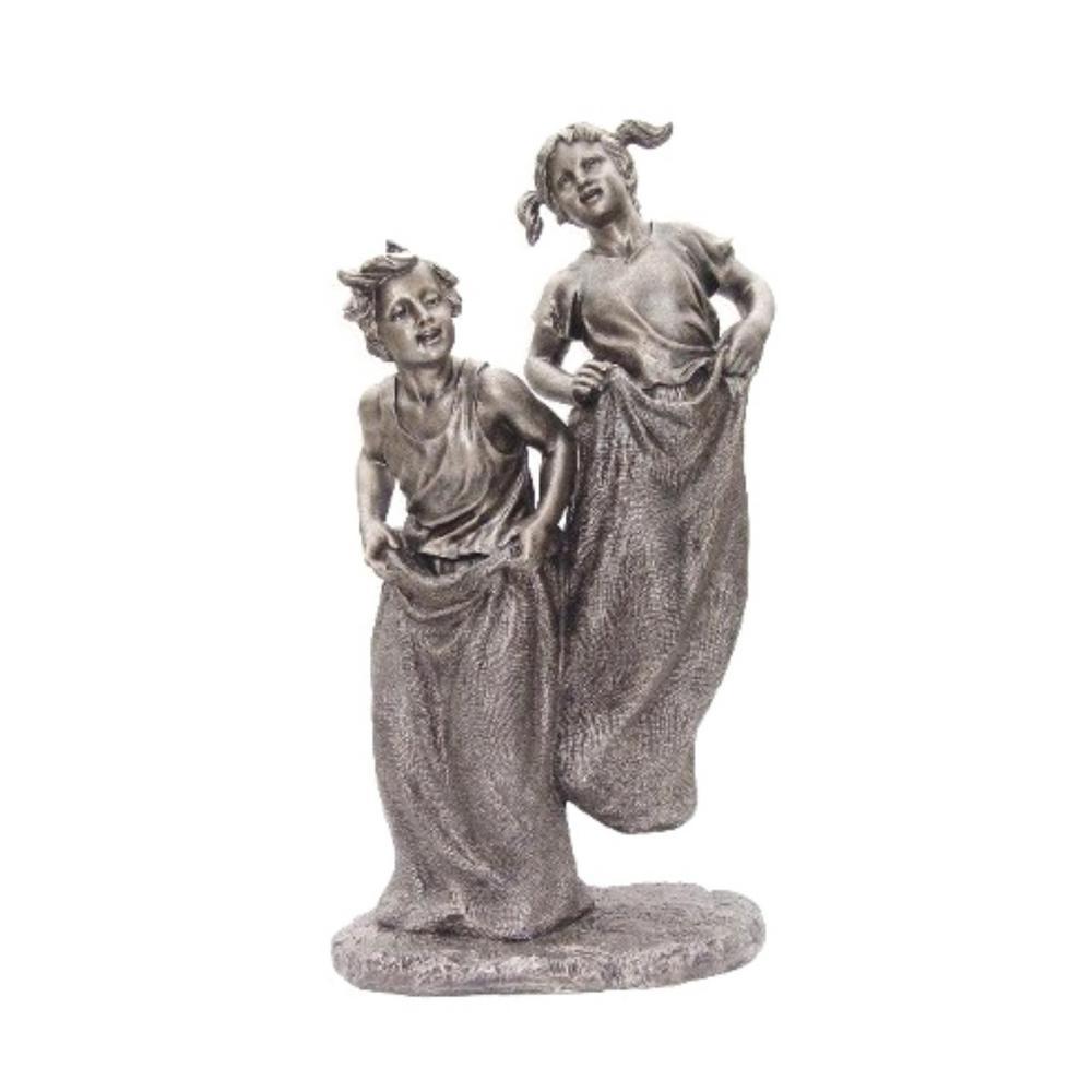 Design Toscano Hillary in Heels Garden Girl Statue