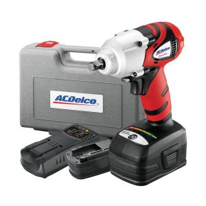 ACDelco 18-Volt Li-ion 3/8 inch Impact Wrench Kit by ACDelco
