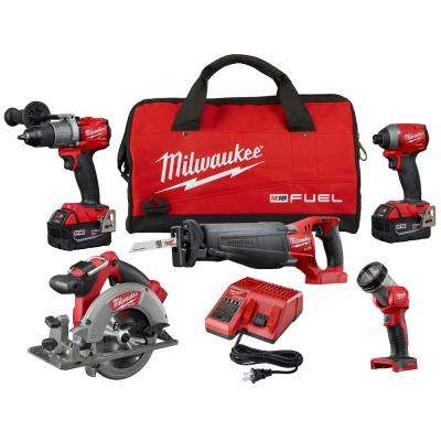 best rated - milwaukee m18 - power tool combo kits - power tools ...