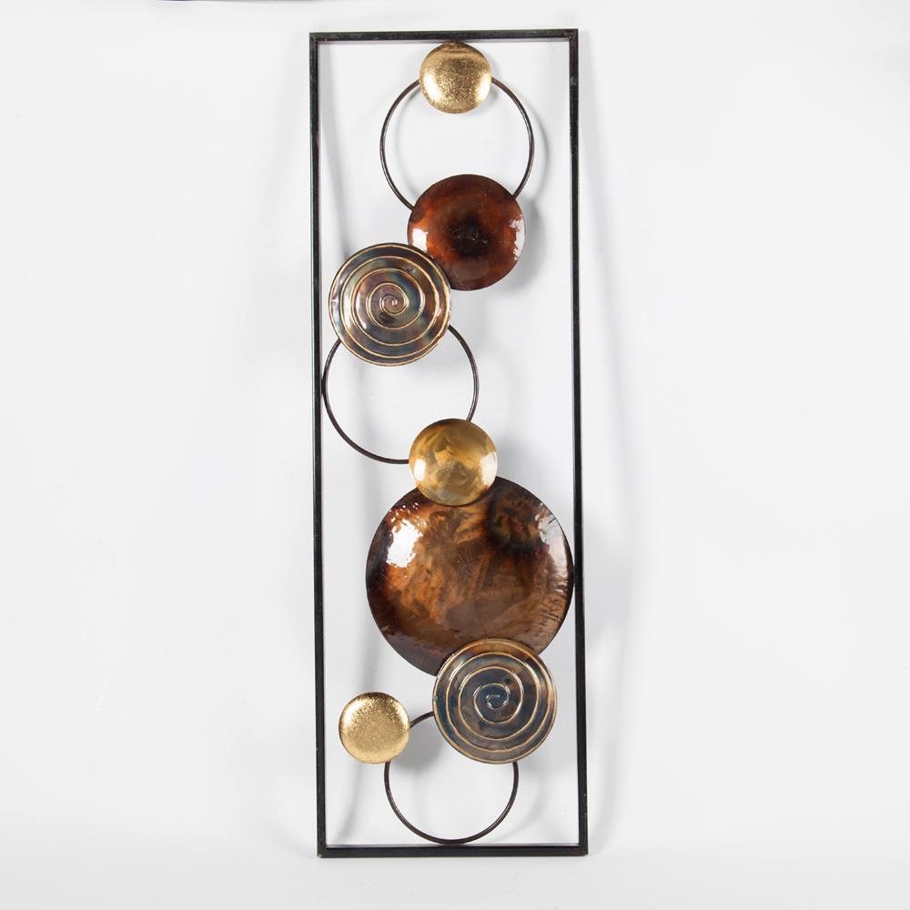 Panels Metal Work(Set of 2)