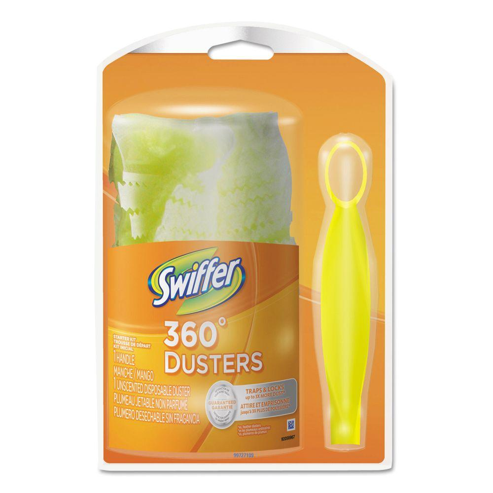 Swiffer 360° Dusters Starter Kit (Case of 12)