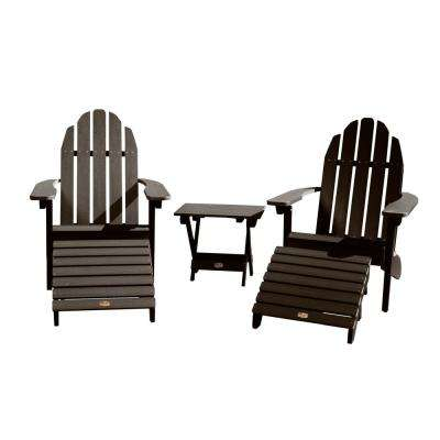 Essential Canyon 5-Piece Recycled Plastic Outdoor Seating Set