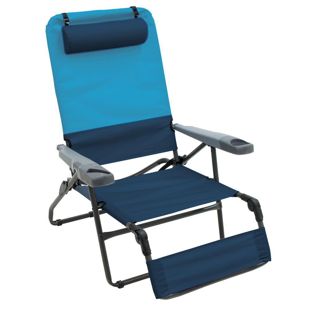 Brilliant Rio Ottoman Lounge 4 Position Camp Chair Creativecarmelina Interior Chair Design Creativecarmelinacom