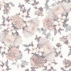 Tempaper Botanical Blossom Self-Adhesive Removable Wallpaper