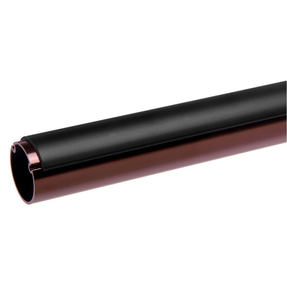 Delicieux Bronze Closet Pole