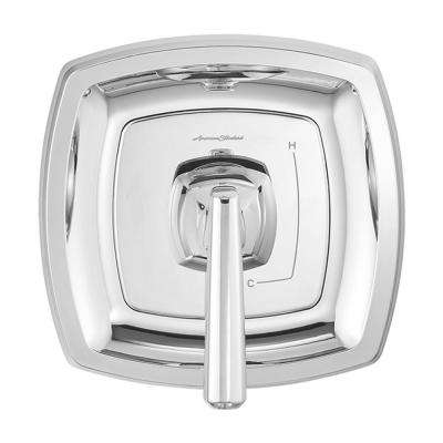 Edgemere Valve Only Trim Kit in Polished Chrome