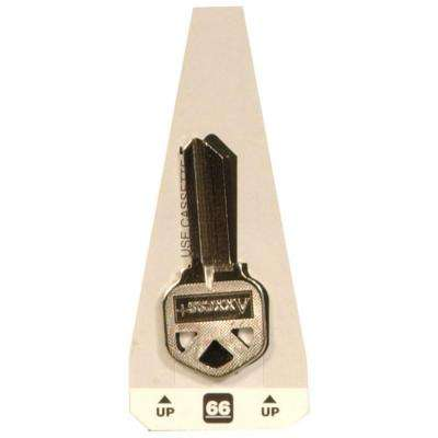 Home Depot Key Copy >> 66 Blank Kwikset Lock Key