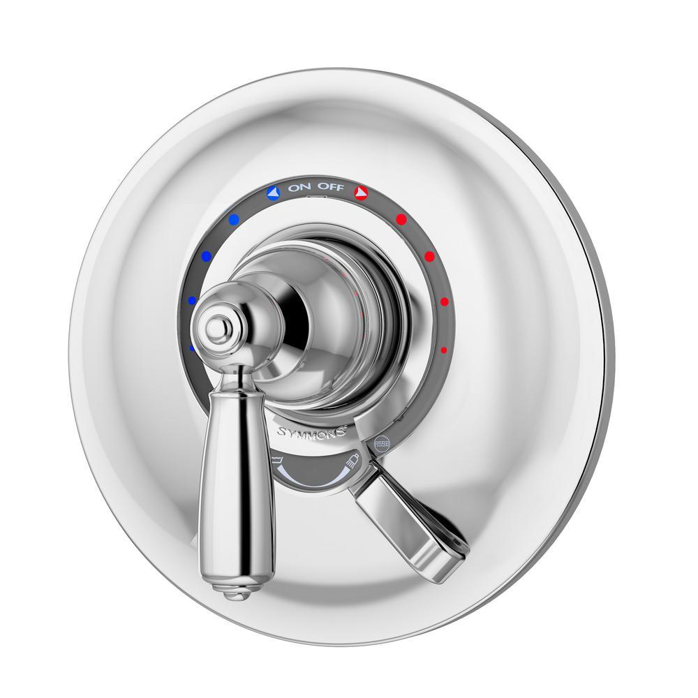 Allure Tub/Shower Pressure Balancing Valve in Chrome