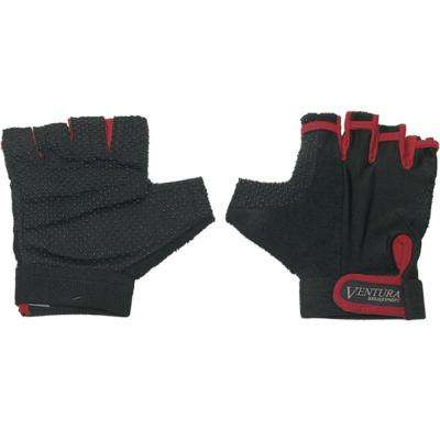 Medium Red Bike Gloves