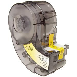 Brady Idxpert 1 In X 1 25 In Vinyl Wire Cable Marking