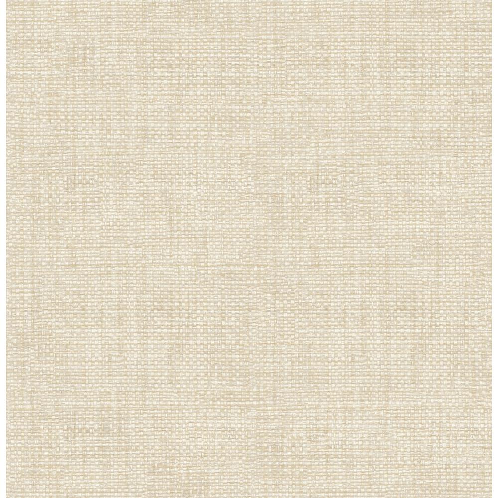 56.4 sq. ft. Twine Wheat Grass Weave Wallpaper