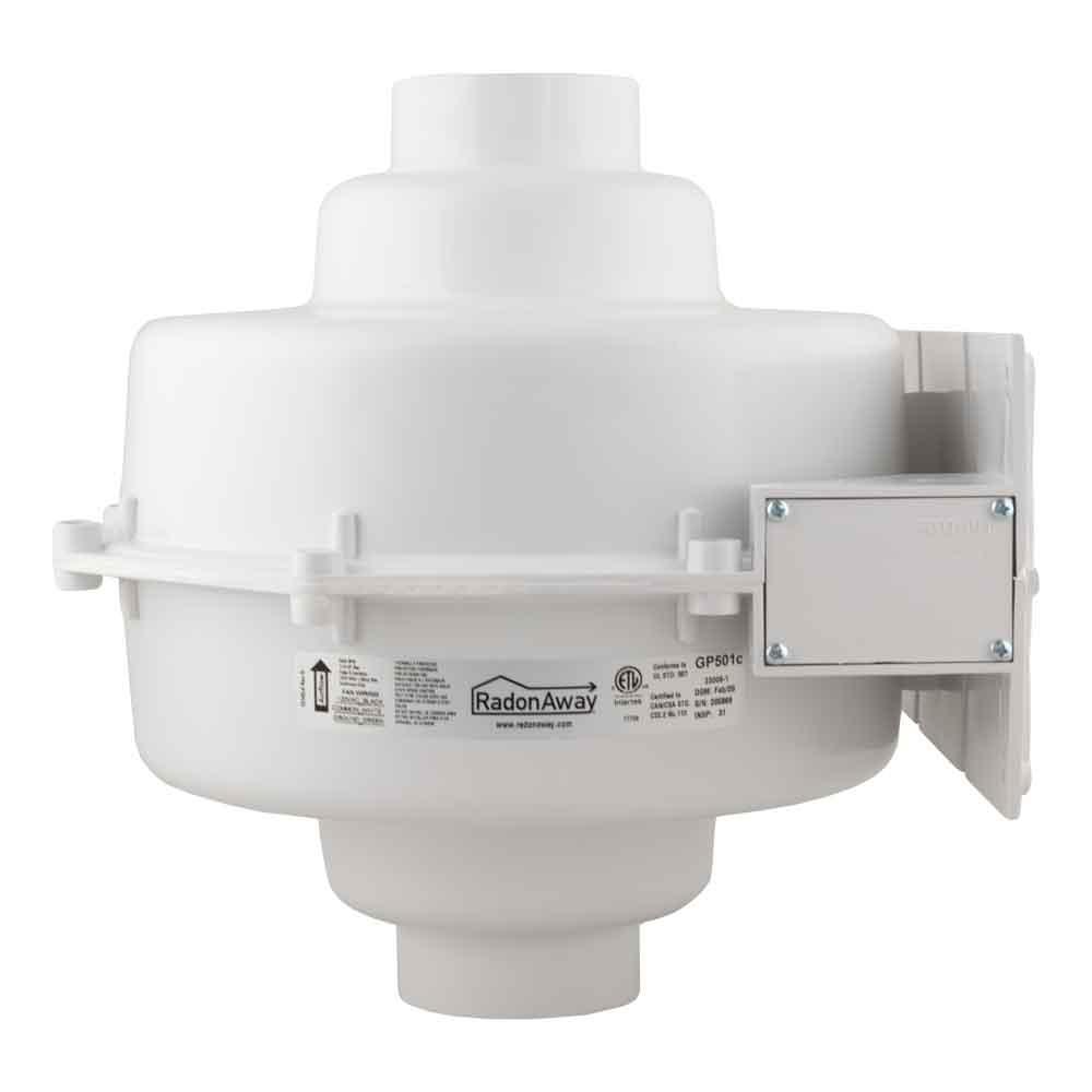 GP501c Radon Fan