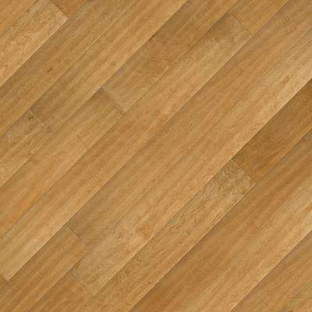 Hand Scraped Maple Durham 3/8 in. T x 5-1/4 in. W x Varying Length Click Lock Hardwood Flooring (27.56 sq. ft./case)