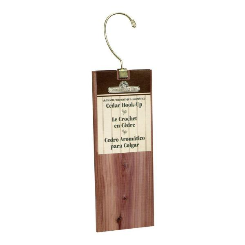 Aromatic Cedar Hangers (12-Pack)