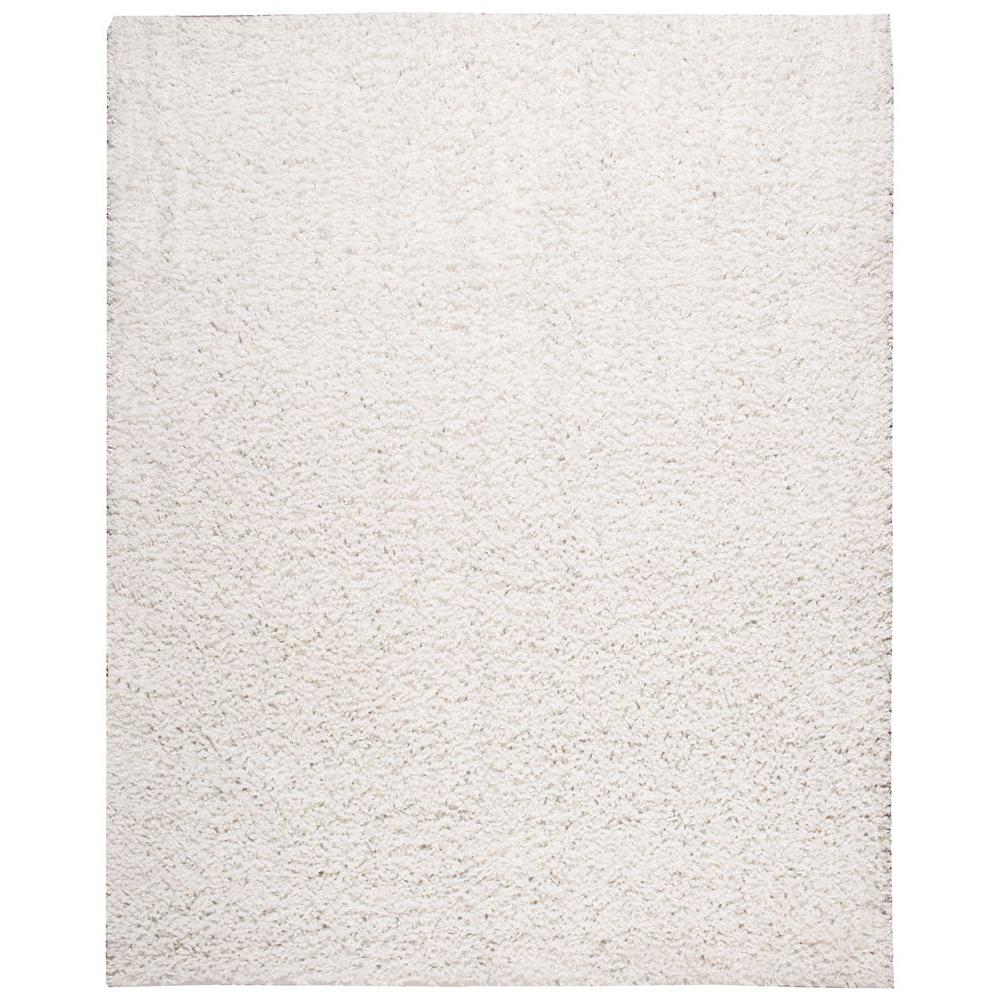 Nourison Zen White 7 Ft. 6 In. X 9 Ft. 6 In. Area Rug
