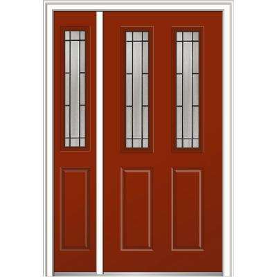 48 ...  sc 1 st  The Home Depot & 1/2 Lite - Doors With Glass - Fiberglass Doors - The Home Depot pezcame.com