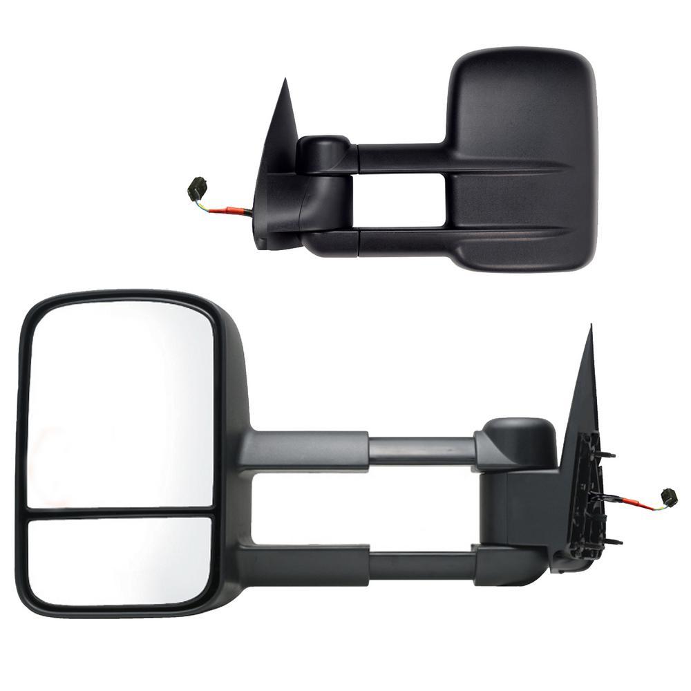 Fit System 62073G CHEVY Silverado//Tahoe//Suburban//GMC Sierra//Yukon XL Replacement OE Side Mirror