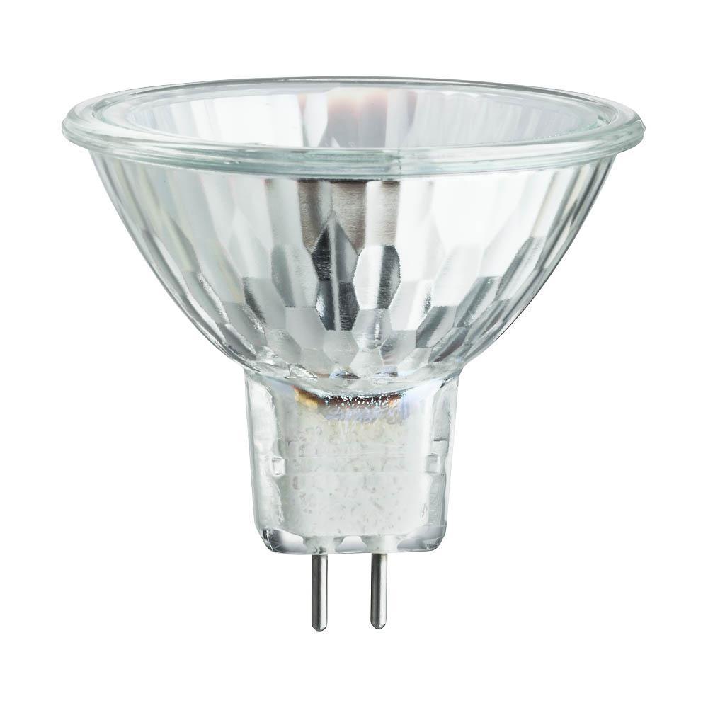 50-Watt Equivalent MR16 Halogen Dimmable Flood Light Bulb
