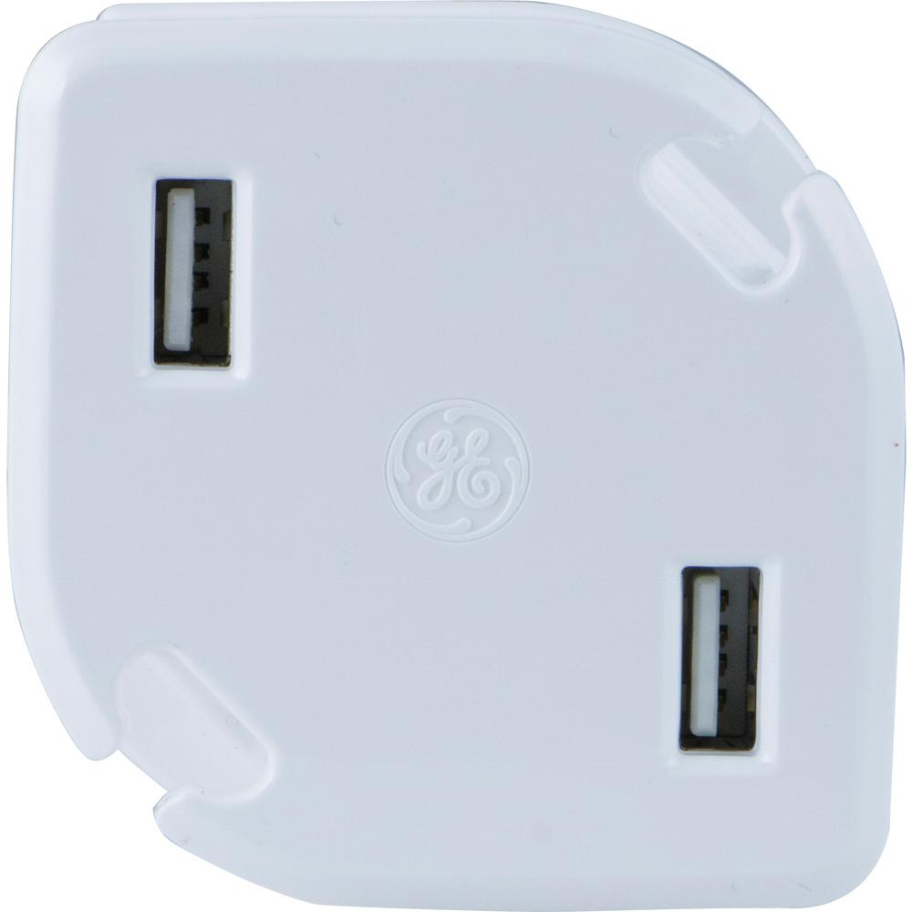 Eaton 15 The Home Depot Pass Seymour Arcfault Circuit Interrupter Afci 2 Usb Ultracharge 24 Amp 12 Watt Charger With Cable Management