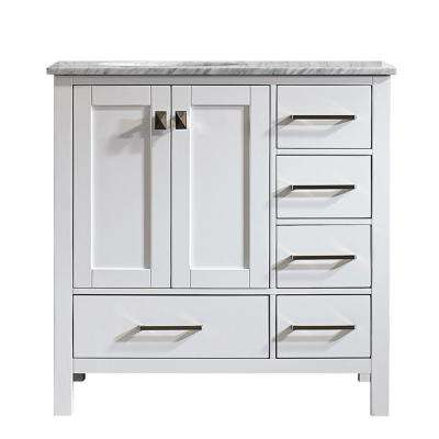 peachy garden grove home depot. Gela 36 in  W x 22 D 35 H Vanity Modern Inch Vanities Bathroom Bath The Home Depot