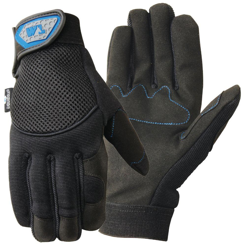 Wells Lamont Blister Armor Glove, Large-DISCONTINUED